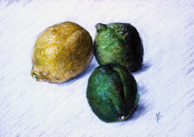 pastelpencilslemons