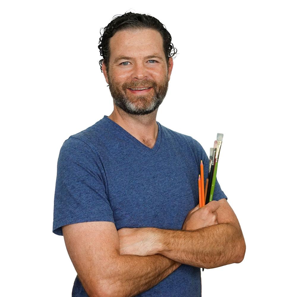 Matt Fussell - Visual Arts Instructor